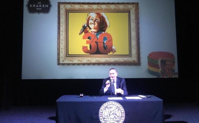 """Mórbido celebrará 30 años del estreno de la película """"Chucky"""""""