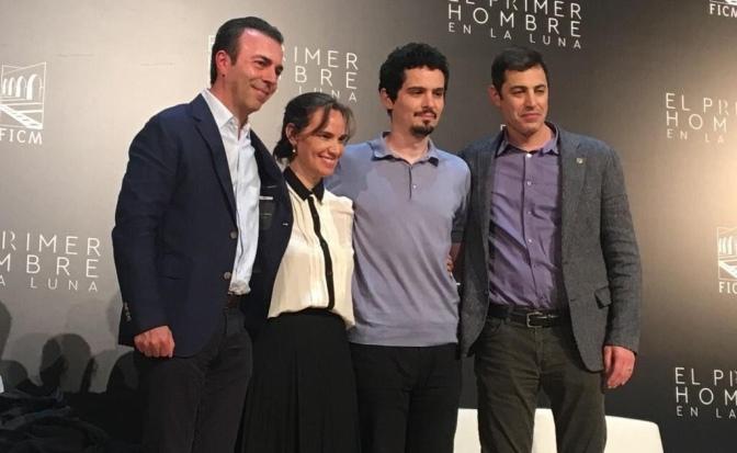 """""""El primer hombre en la Luna"""" inaugura Festival Internacional de Cine de Morelia"""